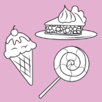 Sweet Treats (July 12-16)
