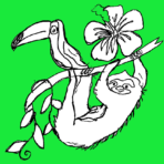 Rockin' Rainforest (July 26 – 30)